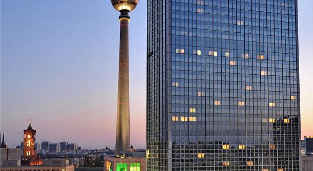 Hotel centrum Berlijn
