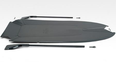 opvouwbare boot