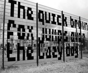 typewriter-typografie-autobahn-3
