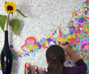 Burgerdoodles-Colour-In-Wallpaper