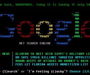 google-BBS-Terminal