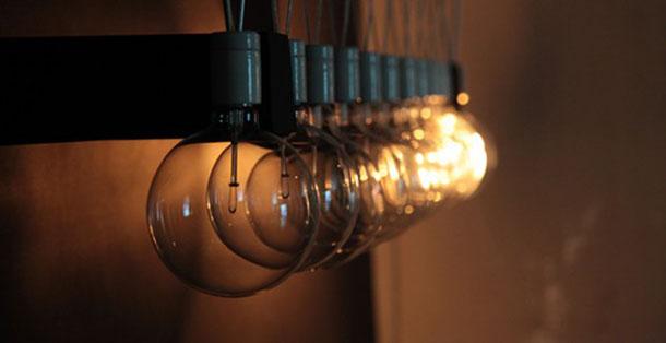 Bijzondere lamp van Yasutoki Kariya