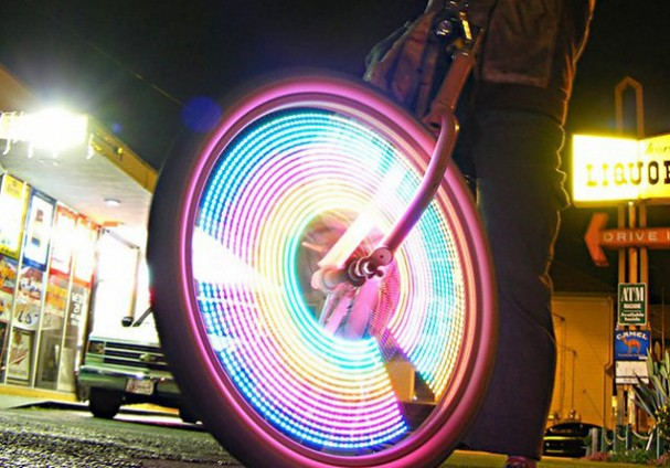 Licht Voor Fiets : Verlicht je fiets eyespired