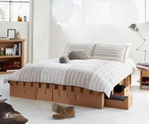 bed-van-karton-paperdic