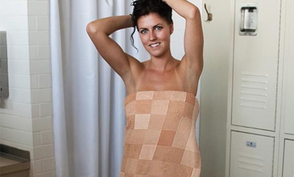 Gecensureerde-design-handdoek