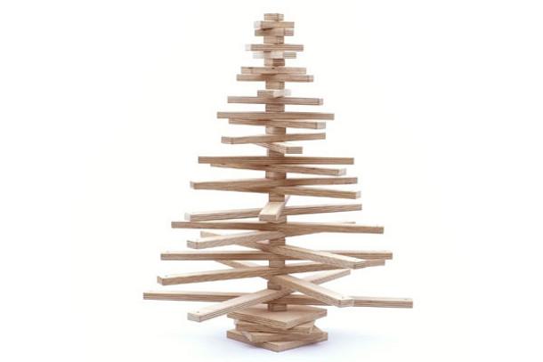 Bekijk deze 3 houten kerstbomen - Wekelijkse hout ...