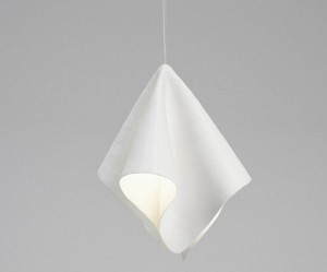 Cloth Lamp van Artem Zigert