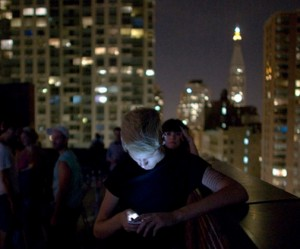 Seymour Templa - Social lights in New York