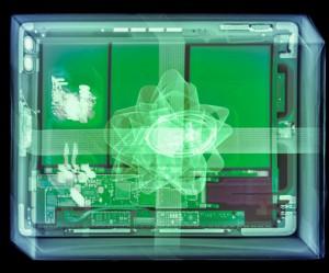 X-ray van Hugh Turvey
