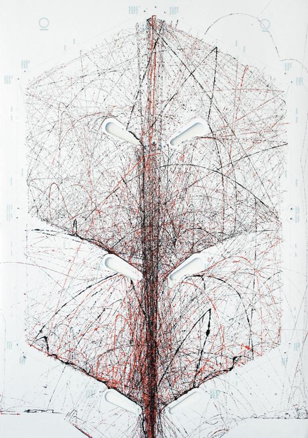 Installatie Styn van Sam van Doorn