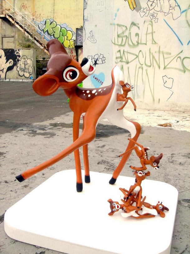 Bambi - Ben Frost