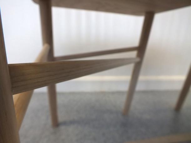 Haat liefde stoel eyespired - Houten plastic stoel ...