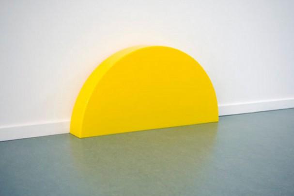 Design lamp van Helmut Smits