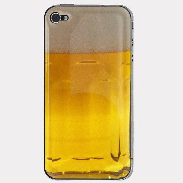 iPhone hoesje met bier