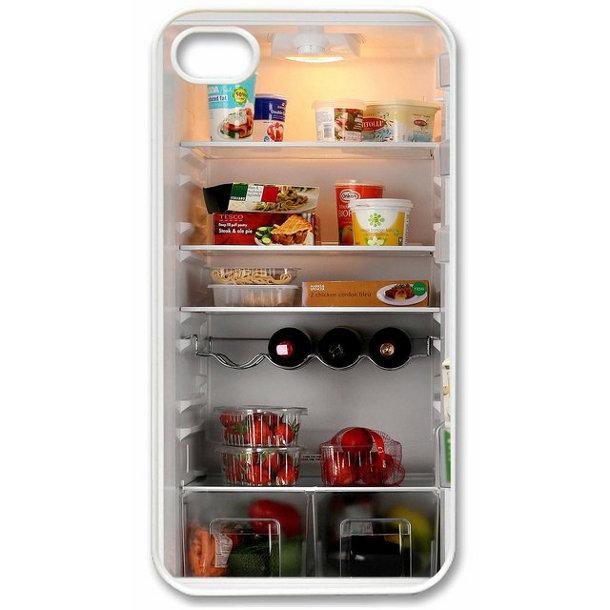 iPhone hoesje met koelkast