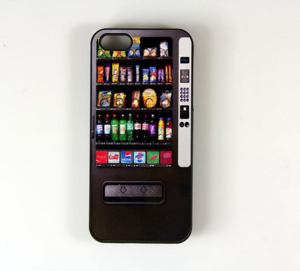 Vending machine iPhone hoesje