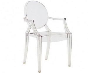 Louis Ghost stoel van Kartell