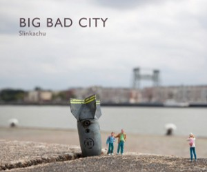 Big Bad City boek van Slinkachu