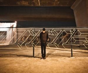 Hottea tape street artist