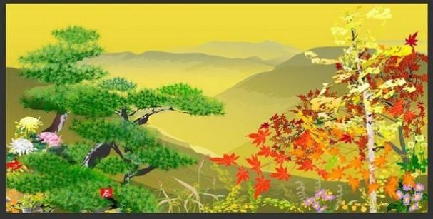 Kunst met Excel van Tatsuo Horiuchi