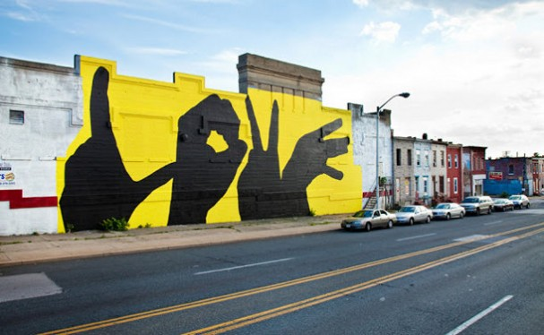Michael Owen - The Baltimore Love Project