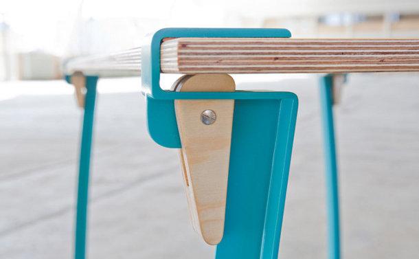 Instant houten designtafel eyespired - Wekelijkse hout ...