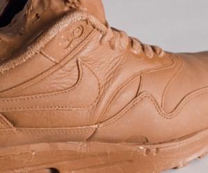 Nike Air Max 1 van Chocolade