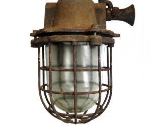 Industri le hanglamp eyespired for Kleine industriele hanglamp