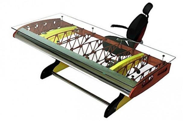 design-meubels-oude-vliegtuigen