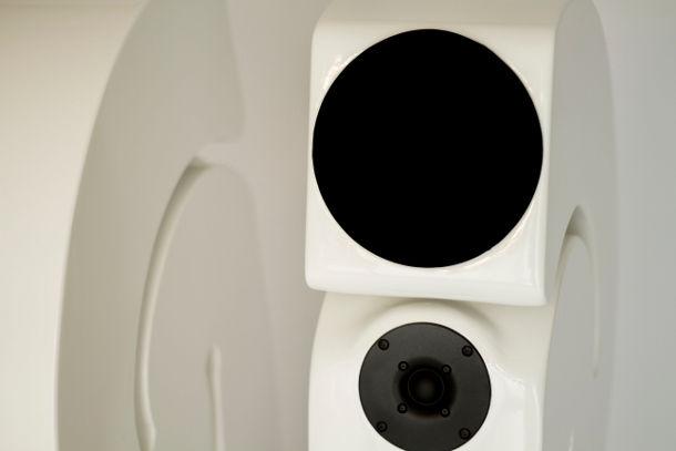 Design luidspreker van Scheek