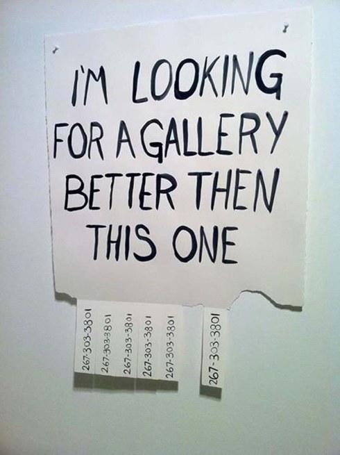 Humoristische Kunst van Adam Parker Smith