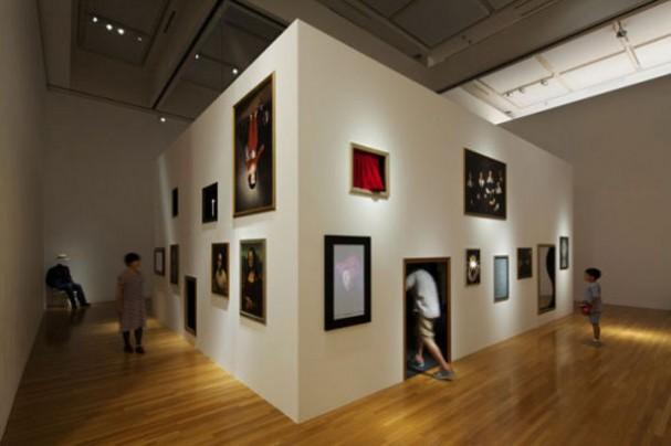 Museum van Tokio heeft een galerie voor kinderen
