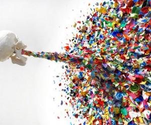 Confetti Death van Typoe