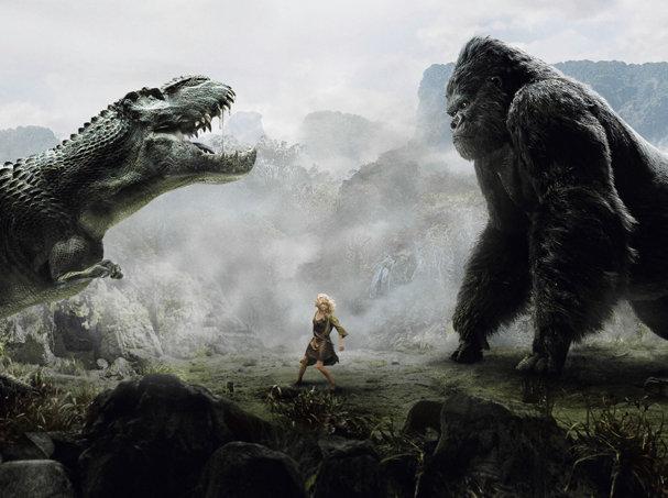 King Kong - inspiratie van Edwin Schaap