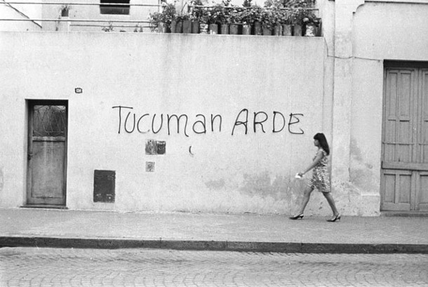 Tucuman Arde in Rosario