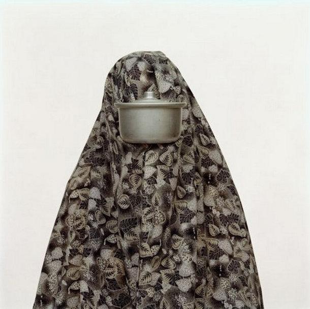 Foto's van Shadi Ghadirian uit Iran