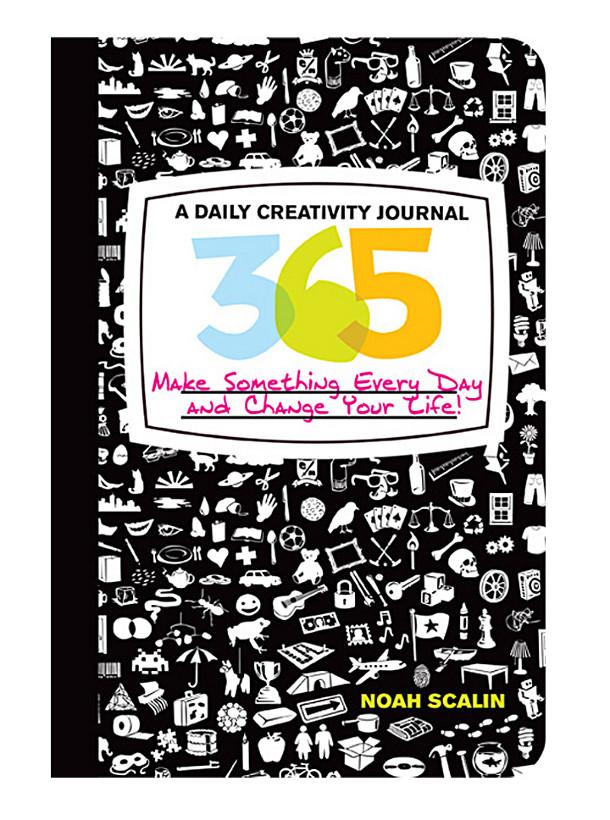 creatief notitieboek 365