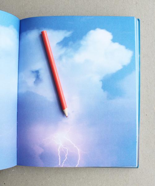 Lucht notitieboek