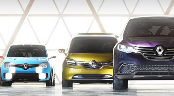 Nederlandse Renault Design Award 2013