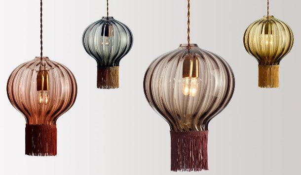 Design lampen van glas eyespired for Design lampen