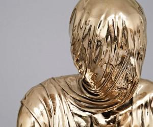 Sculptuur van kunstenaar Kevin Francis Gray