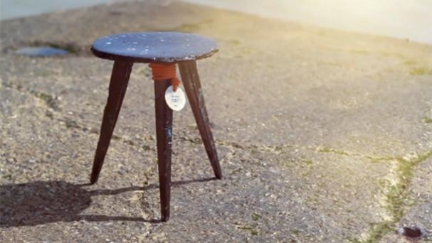 Sea Chair van Studio Swine