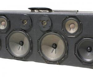 Boemkees speaker koffer