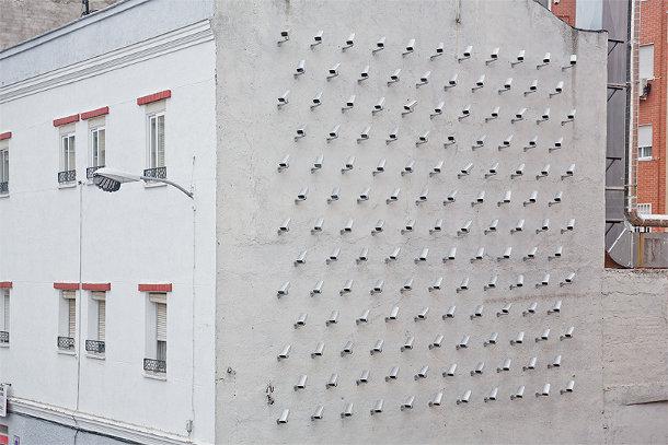 Installatie van beveiligingscamera's