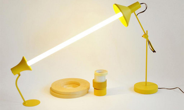 Tentoonstelling Lightopia in het Vitra Museum