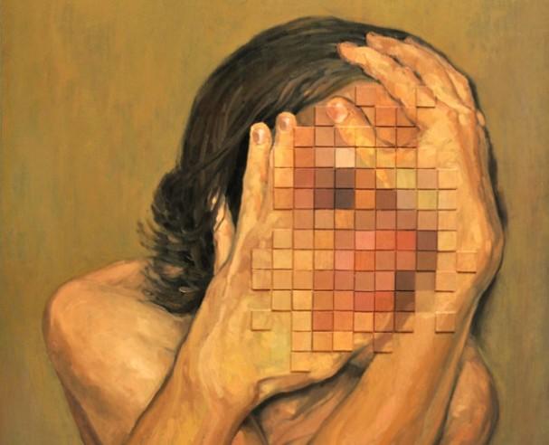 Schilderij van Kamil Mirocha