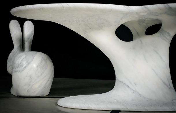 Marmeren tafel