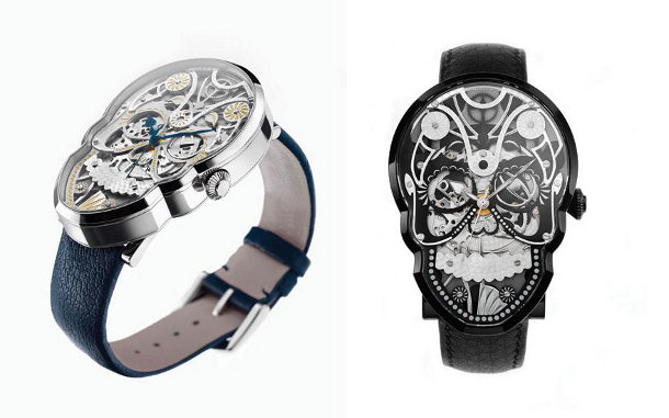 Creatief horloge