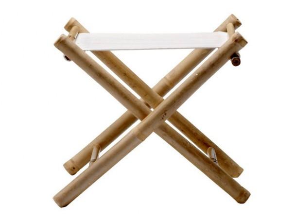 Inklapbaar bamboe krukje eyespired - Wekelijkse hout ...