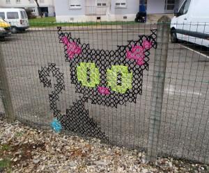 borduren-street-art